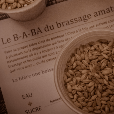 Stage de Brassage